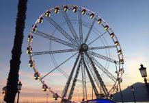 Proposta l'installazione di una ruota panoramica sul Lungomare di Napoli