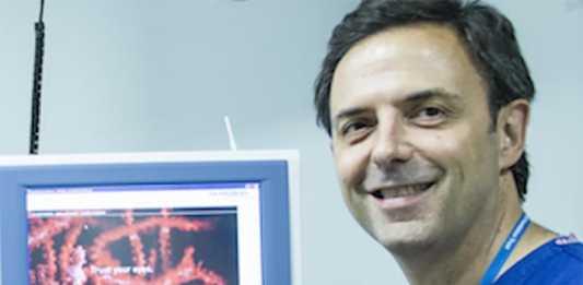 Vincenzo Maurino, miglior chirurgo oculistico del Regno Unito
