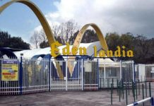 Edenlandia, nuovi orari e prezzi del parco giochi