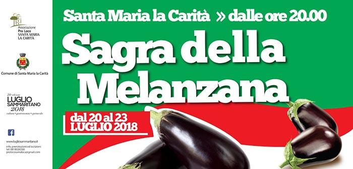 Sagra della Melanzana 2018: servita con fantasia e poesia!