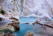 Bagni San Filippo: le terme naturali e gratis della Toscana