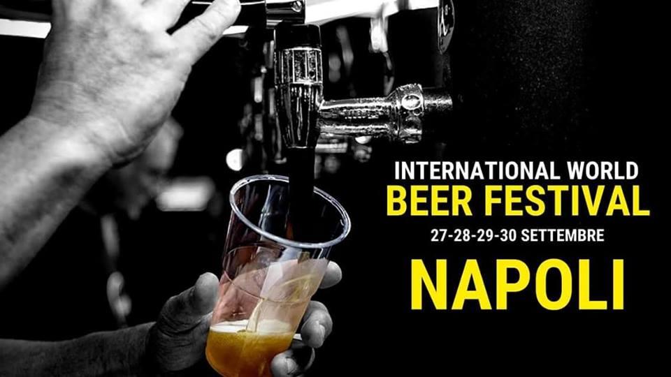 """Napoli arriva l'imperdibile """"International World Beer Festival"""""""