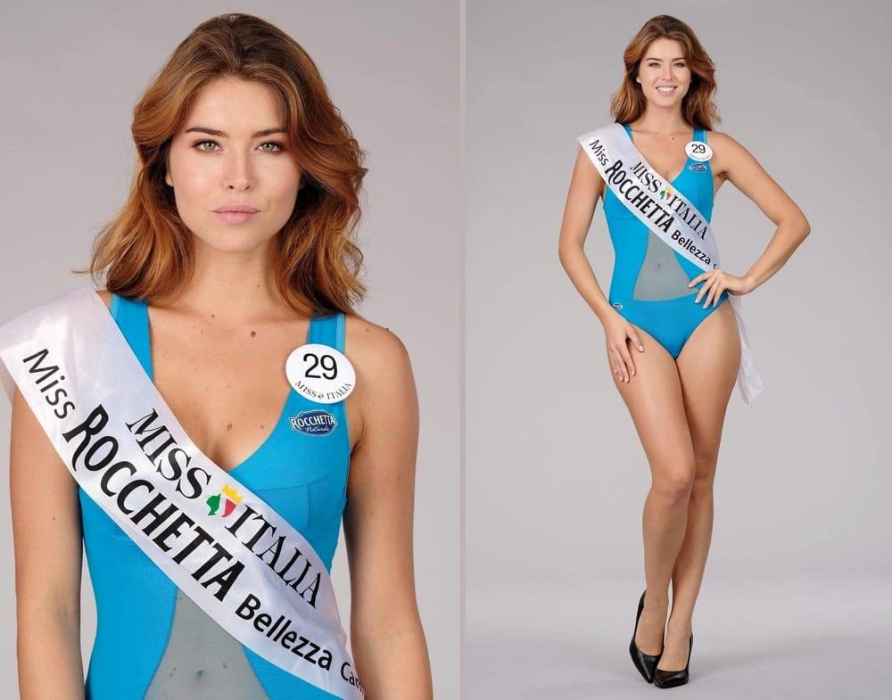 Miss Italia 2018: secondo posto per la napoletana Fiorenza D'Antonio