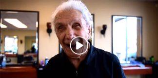 Anthony Mancinelli, il barbiere più anziano del mondo è napoletano