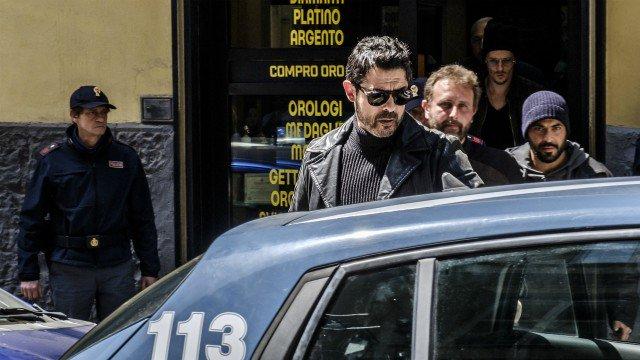 """Ascolti tv, ieri: """"I Bastardi di Pizzofalcone"""" sempre sul podio"""