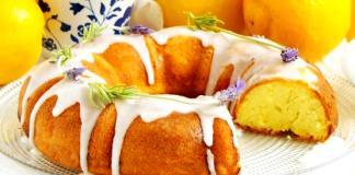 Ricetta della ciambella al limone e cocco: friabilissima