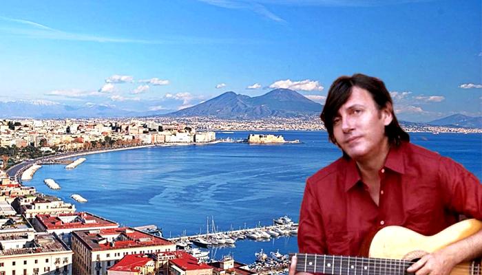 """Fabrizio De Andrè: """"Conosceva e amava Napoli profondamente"""""""