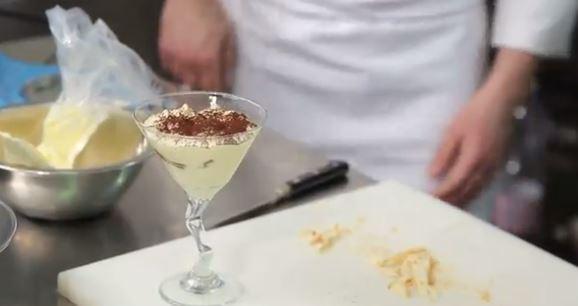 Ricetta del tiramisù dello chef Antonino Cannavacciuolo