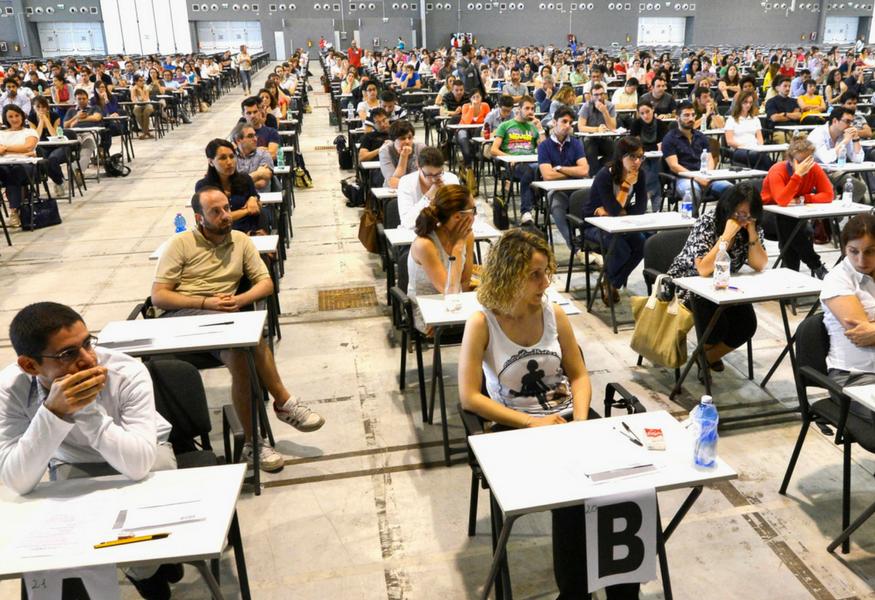 Regione Campania, si concretizza concorso per 10mila assunzioni