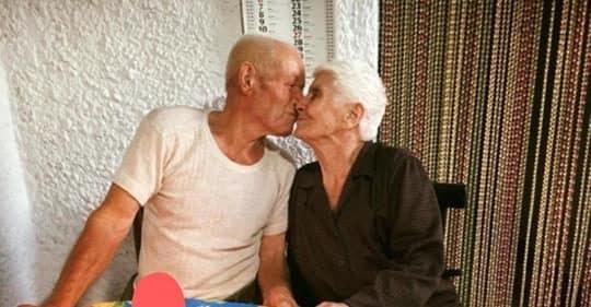 Cilento, la coppia più longeva d'Italia celebra i 75 anni di matrimonio