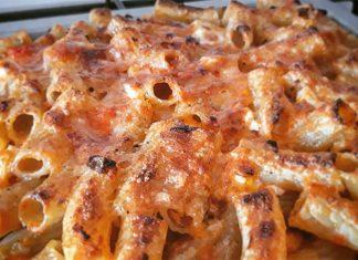 Ricetta pasta al forno napoletana con polpettine