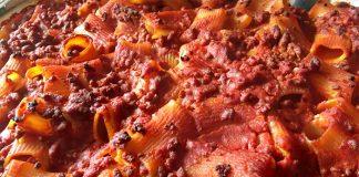 Primi piatti napoletani, quelli della domenica