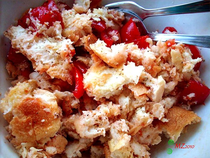 La ricetta dell'Acquasale: la colazione estiva del Cilento