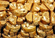 Ricetta dei biscotti quaresimali napoletani