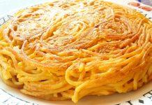 Ricetta della frittata di maccheroni bianca alla napoletana