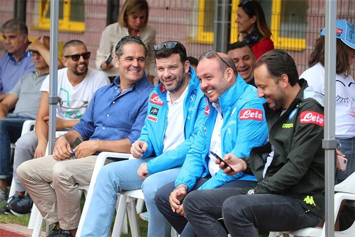 """Il vice presidente di Amazon: """"Sono innamorato del Napoli"""""""