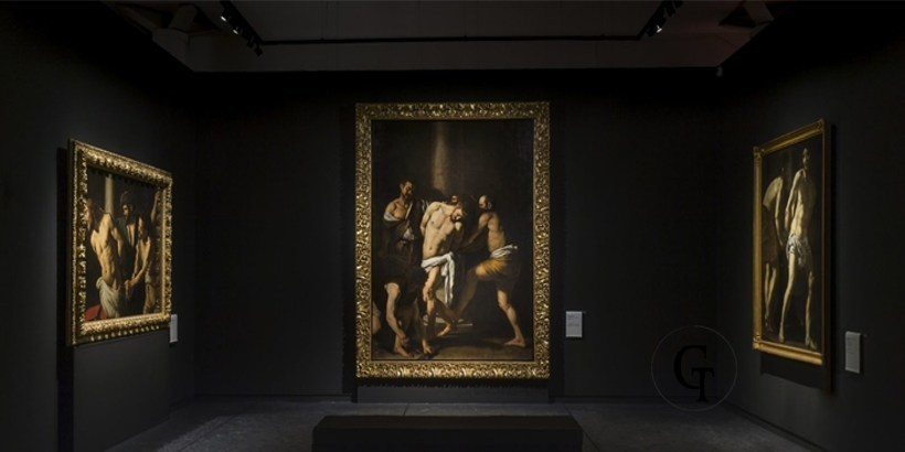 """""""Caravaggio Napoli"""": il Real Museo fa incetta di visitatori"""