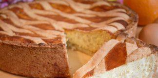 Ricetta pastiera napoletana alta