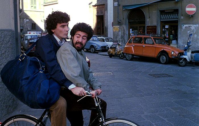 """Massimo Troisi ritorna al cinema con """"Ricomincio da Tre"""""""