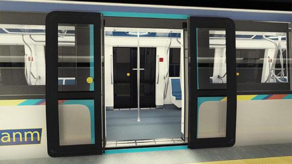 Metropolitana di Napoli, Linea 1: ecco i nuovi treni