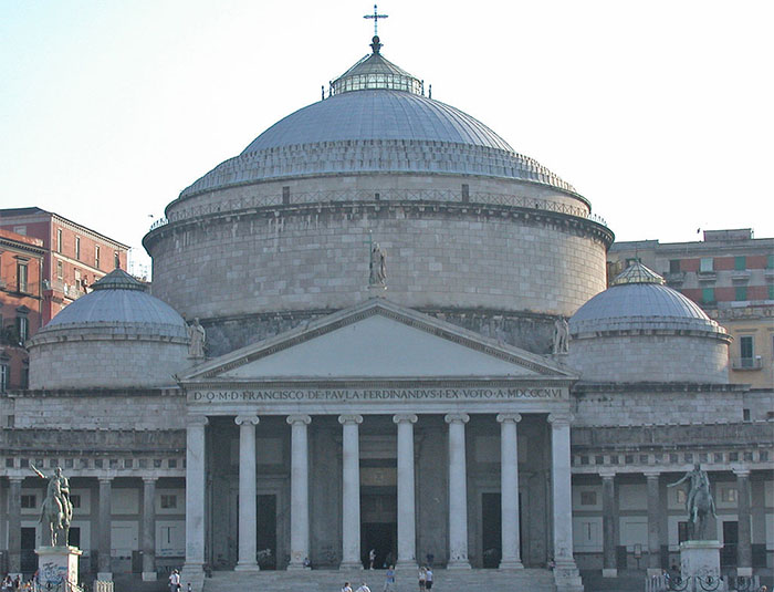 A Napoli reliquia di Papa Giovanni Paolo II