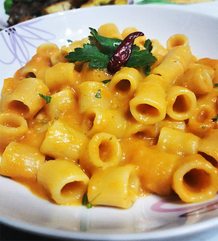 Ricetta pasta e zucca napoletana e cremosissima