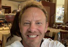 Steve Sanders di Berverly Hills 90210 amante della cucina italiana
