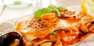 Ricetta lasagna di mare: la versione estiva | Piatti Napoletani