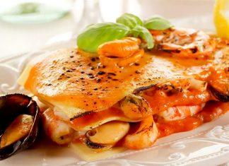 Ricetta lasagna di mare: la versione estiva   Piatti Napoletani