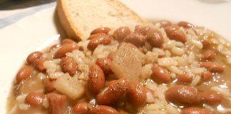 Ricetta riso patate e fagioli dalla tradizione contadina