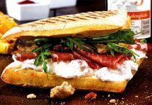 """Il panino alternativo """"Scugnizzo è..."""" a domicilio!"""