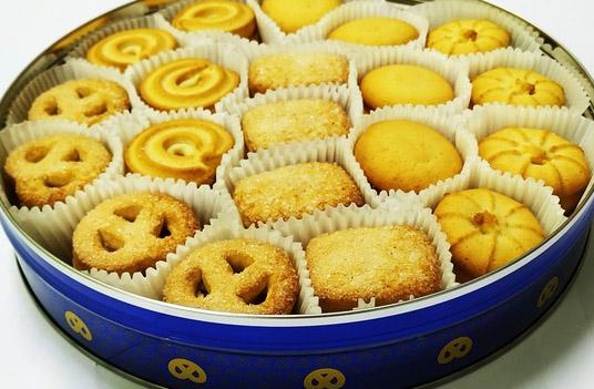 Scatola Latta Biscotti Natale.Diventano Italiani I Famosi Biscotti Danesi Nella Scatola Blu