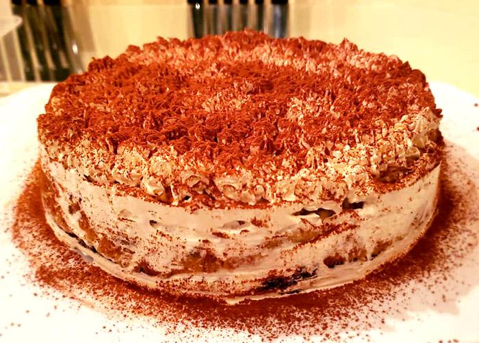 Ricetta cheesecake tiramisu: due mondi che si incontrano