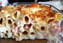"""Ricetta maccheroni al gratin o """"grattè"""": reale primo piatto"""
