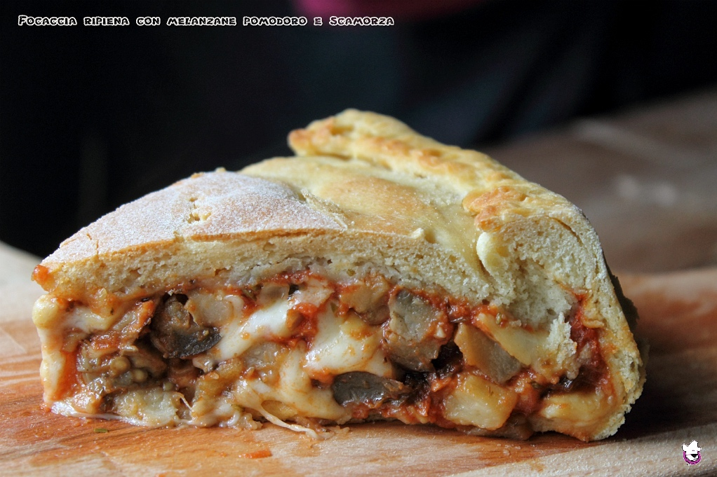 Ricetta pizza contadina dal sapore goloso e genuino
