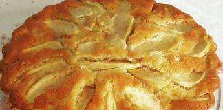 Ricetta torta di mele annurche capovolta dall'odore inebriante