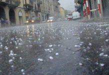 Allerta meteo Napoli: grandinate e freddo in arrivo