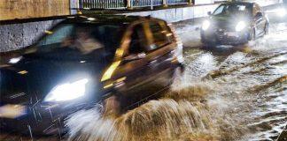 Meteo Napoli: probabili tempeste anche stasera