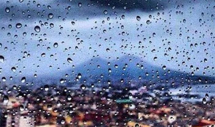 Meteo Napoli, appuntamento con la pioggia a stasera