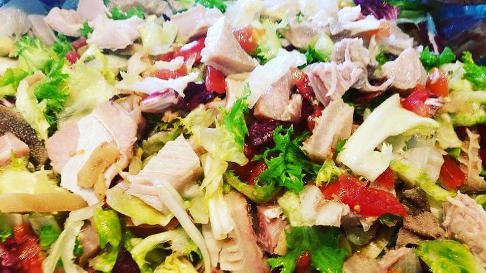 """Ricetta insalata di trippa alla napoletana: """"fresca fresca"""""""