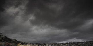 Allerta Meteo Napoli: criticità di colore giallo per le prossime 24h