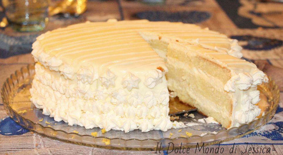 Ricetta torta delizie al limone: delicata ed elegante