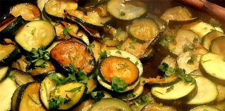 Ricetta zucchine trifolate: stanno bene su tutto