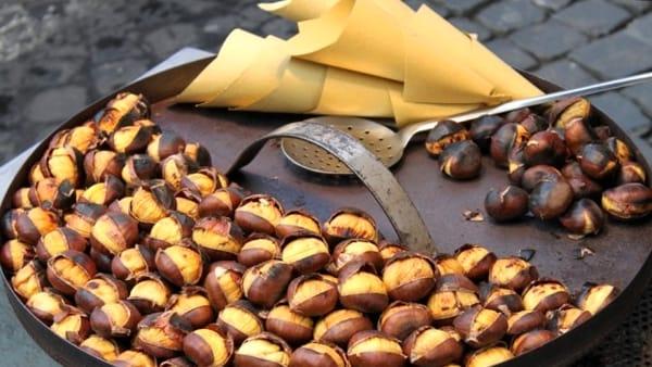 Sagra della Castagna 2019 ad Avellino all'insegna del buon cibo