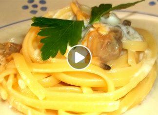 Ricetta spaghetti alle vongole dello chef Antonino Cannavacciuolo