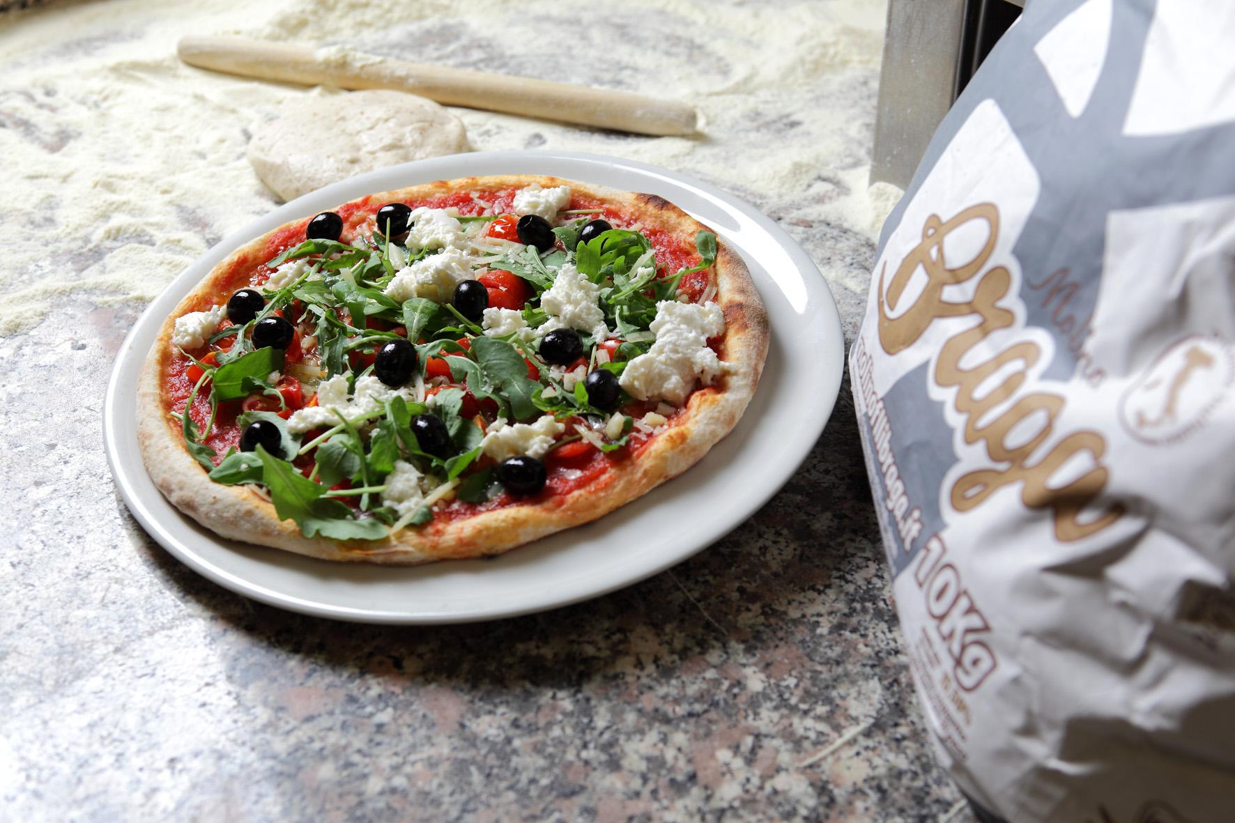 Gustus 2019: Molino Braga presenta le sue farine per pizza e pasta