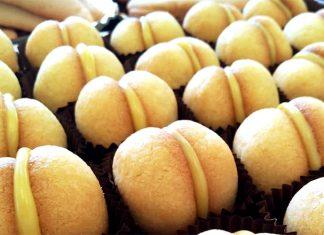 Ricetta baci di dama al limone: eleganti e fragranti!