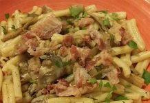 Ricetta pasta con carciofi: buoni e leggeri