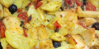 Ricetta patate al forno alla napoletana saporite