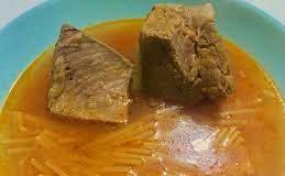 Ricetta brodo di carne